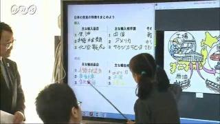 情報ネットワークで変わる授業