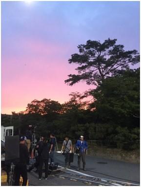 「伝七捕物帖2」ブログ写真