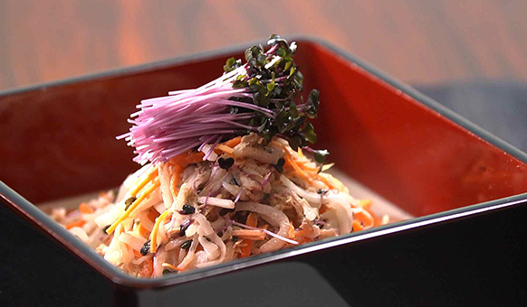 how to make cabbage and carrot salad with mayonnaise