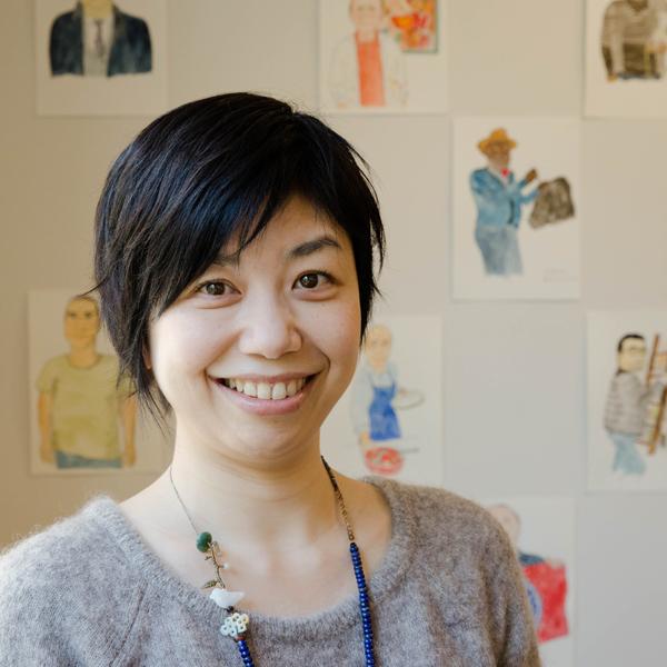 金井真紀(作家・イラストレーター) | fMAPに関わっている人たち