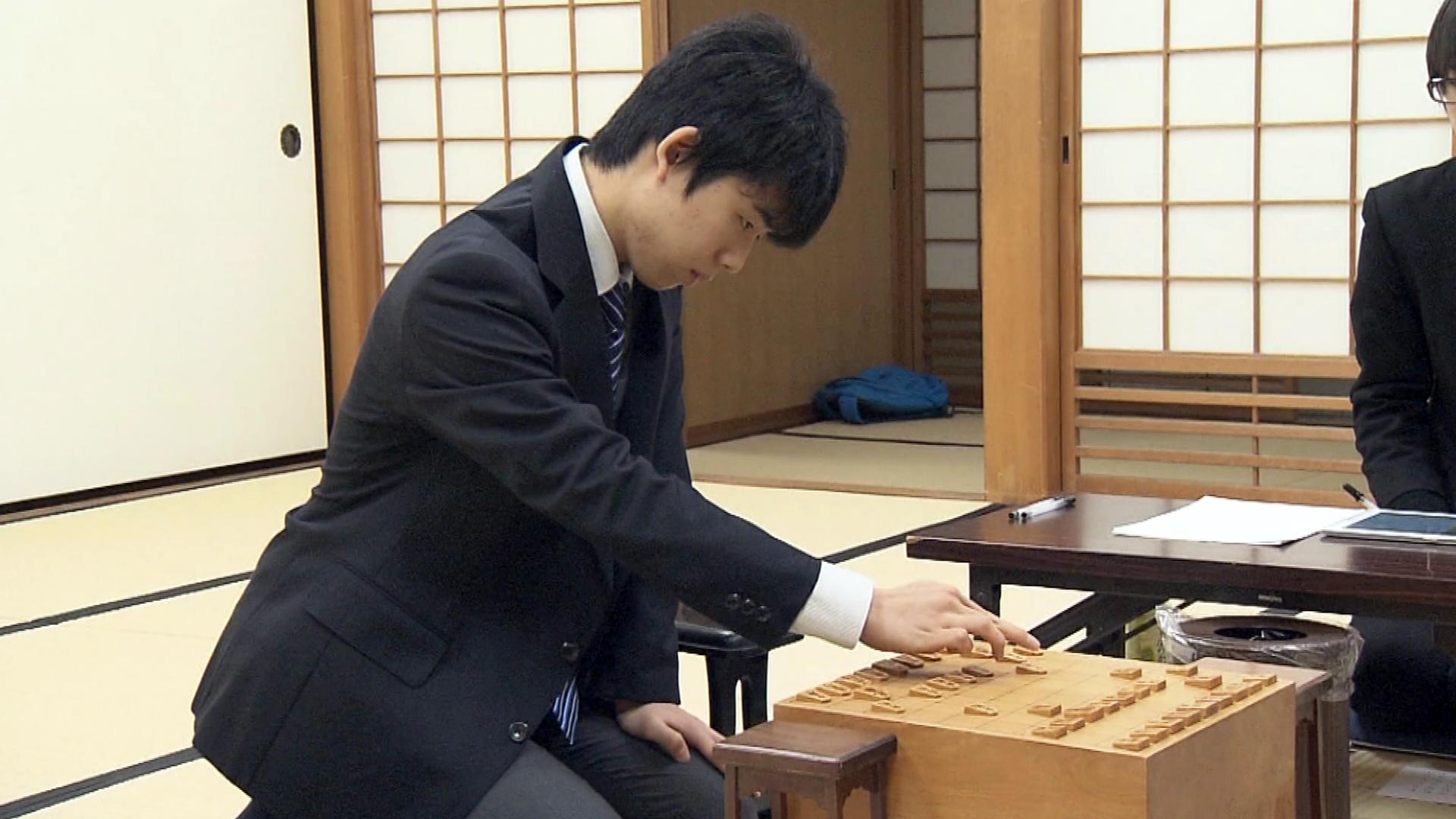 14歳棋士・知られざる偉業への道 ~歴代最多28連勝・藤井聡太~
