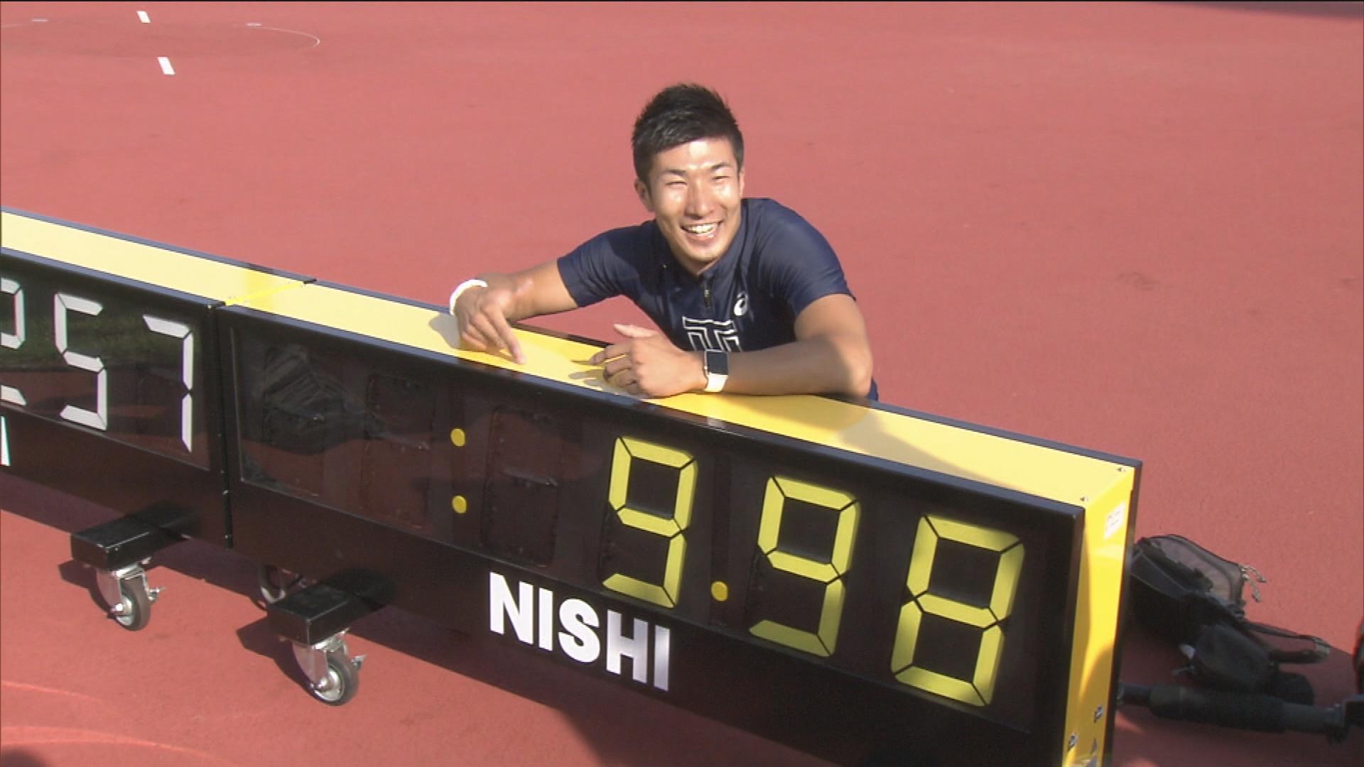 100m 9秒台の世界へ ~日本選手初・桐生祥秀が語る~