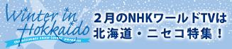 ワールドTV北海道・ニセコ特集
