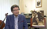 平井丈一朗(チェリスト・作曲家)