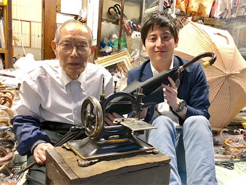 NHK長野局アナウンサー・キャスター日記:NHK | 西川典孝 | 梅雨に合わせて。手作り傘の魅力