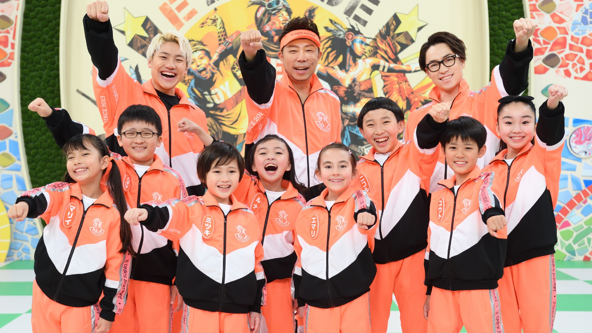 Eダンスアカデミー めちゃくちゃダンスコンテスト開催中