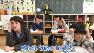 時と時間をあらわす英語