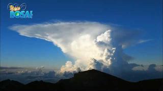 地球の声を聞こう 集中豪雨から身を守ろう