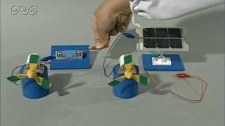 光電池と乾電池のはたらきの違い