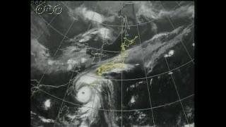 台風の動きとひ害