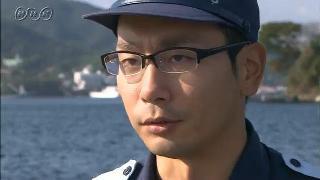 サムネイル:港で津波と火災を撮影