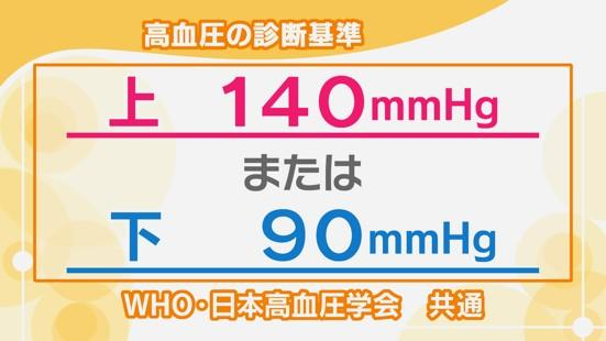 高血圧の診断基準