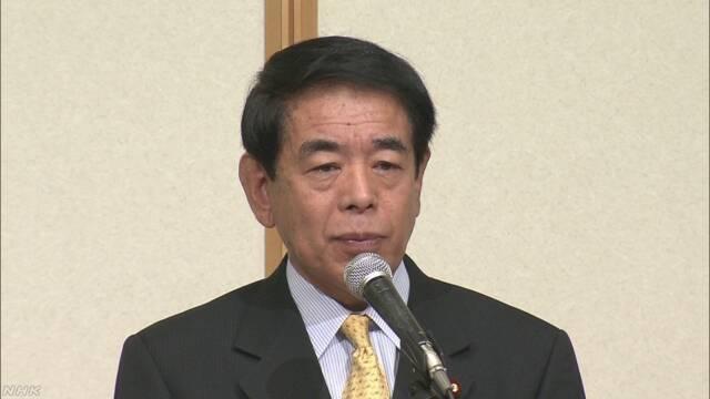 「職場放棄」発言の下村氏憲法審査会の委員も外れる