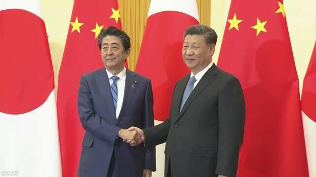 日中首脳 来春の習主席訪日に向け努力 朝鮮半島非核化へ連携 | 注目の ...