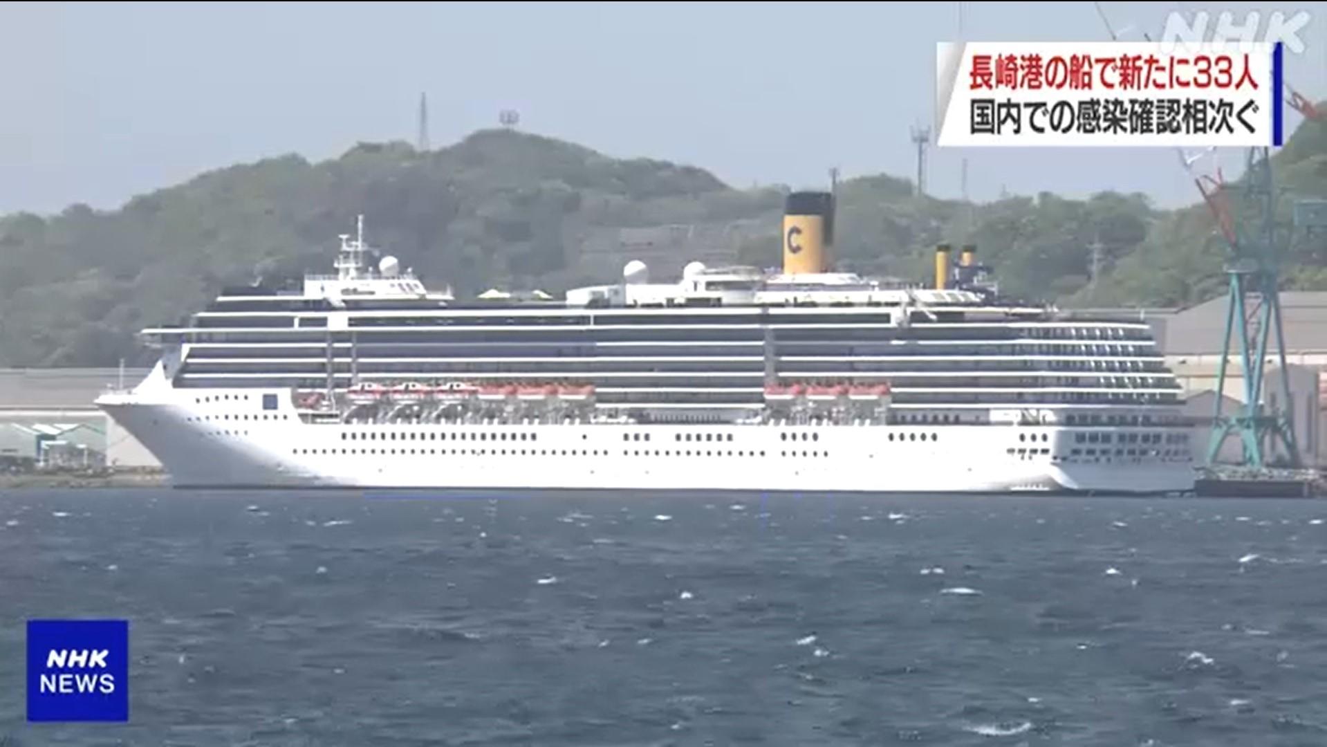 クルーズ 長崎 船 コロナ